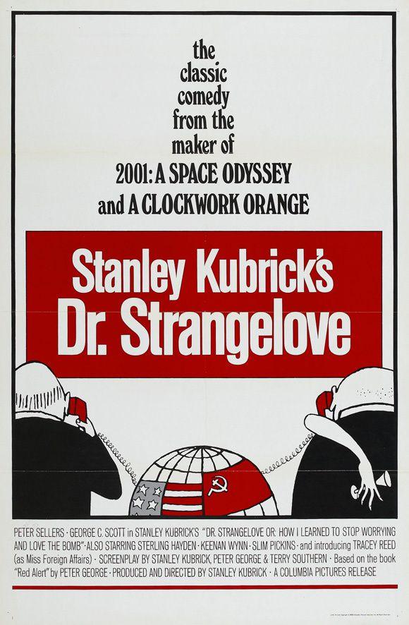 Docteur Folamour (BANDE ANNONCE VOST + 1 EXTRAIT VF 1964) de Stanley Kubrick
