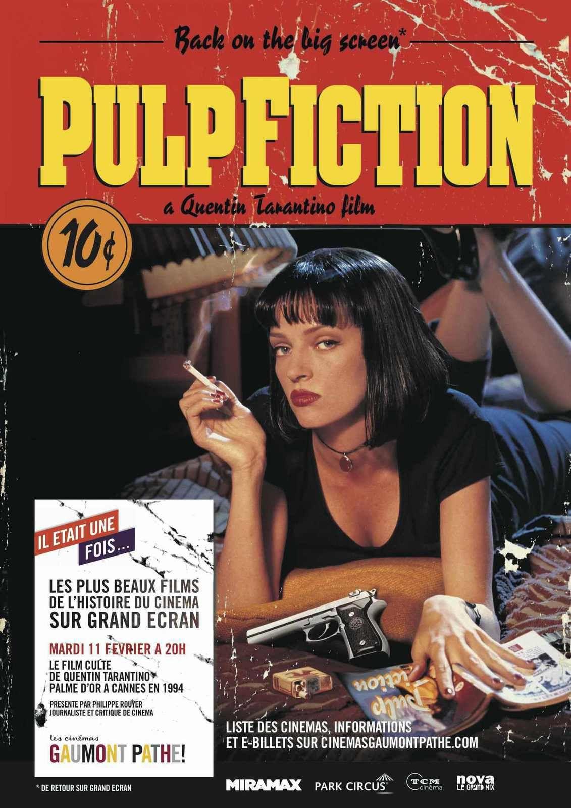 Il était une fois... Pulp Fiction (BANDE ANNONCE) 11 02 2014