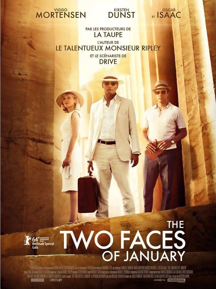 The Two Faces of January (BANDE ANNONCE VF et VOST) avec Kirsten Dunst, Viggo Mortensen, Oscar Isaac