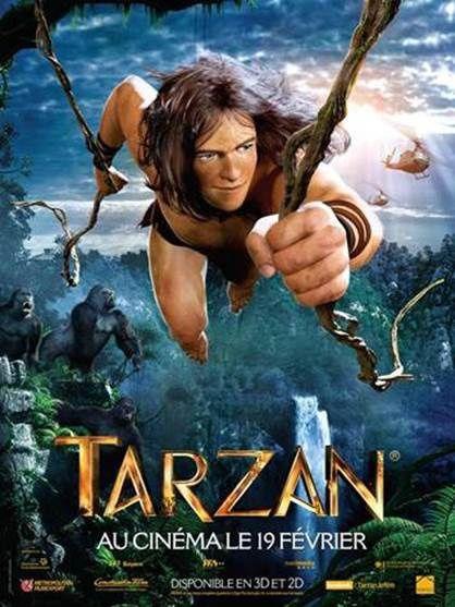 TARZAN, actuellement au cinéma : découvrez 3 nouveaux extraits !