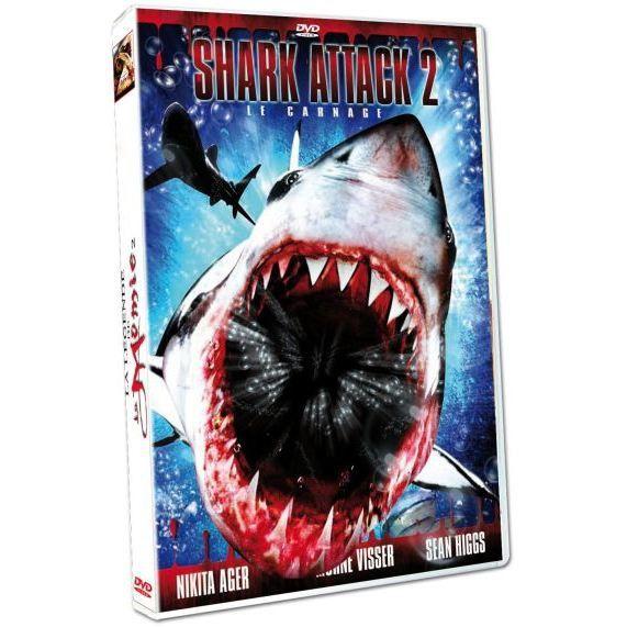 Shark Attack 2 (2000) avec Thorsten Kaye, Nikita Ager, Daniel Alexander