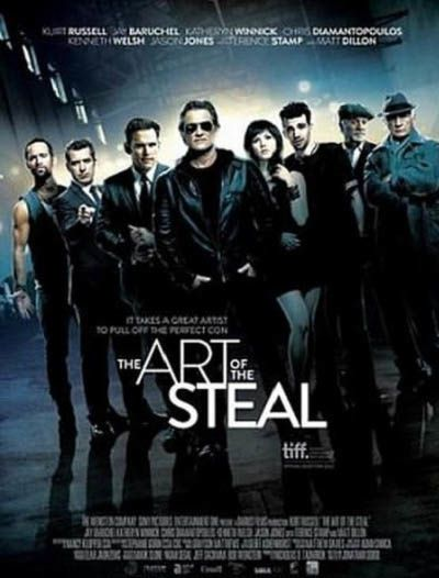 The Art of the Steal (BANDE ANNONCE VO 2013) avec Jay Baruchel, Matt Dillon, Kurt Russell