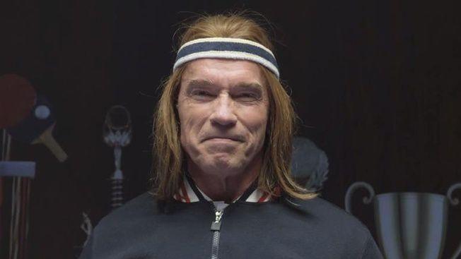 Arnold Schwarzenegger - Bud Light (PUB 2014)