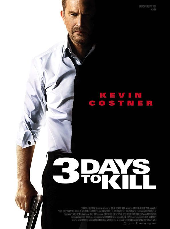3 Days To Kill (2 MAKING-OF) de McG avec Kevin Costner - 19 03 2014