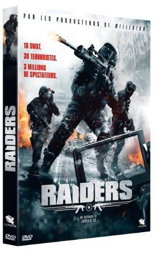 RAIDERS (BANDE ANNONCE VF 2009) de Anders Banke (Newsmakers)