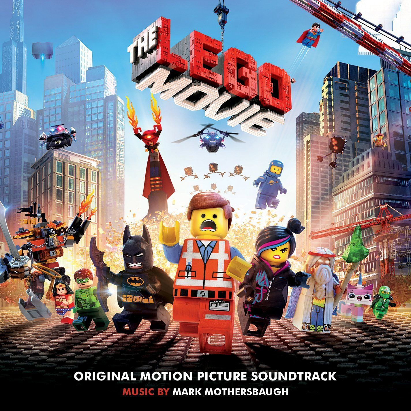 Everything Is AWESOME!!! – Tegan and Sara featuring The Lonely Island (Chanson du film : The LEGO® Movie)