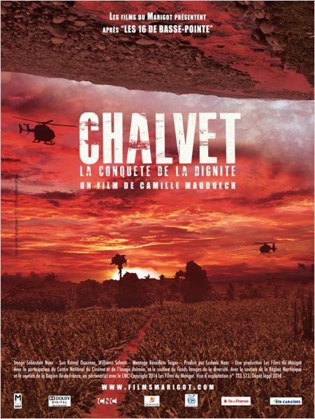 Chalvet, La conquête de la dignité (BANDE ANNONCE) de Camille Mauduech - 19 03 2014