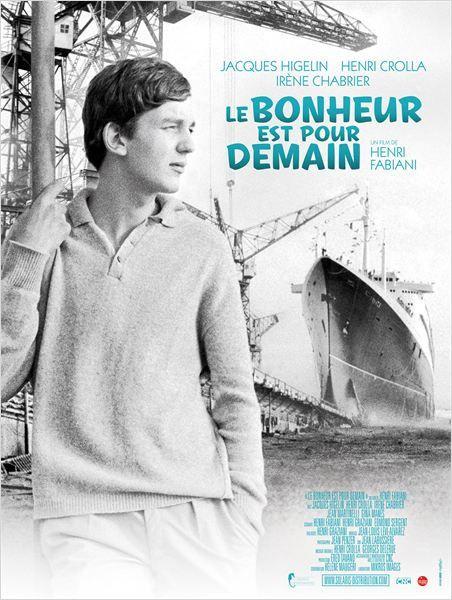 Le bonheur est pour demain (BANDE ANNONCE 1962) avec Jacques Higelin, Irène Chabrier, Henri Crolla
