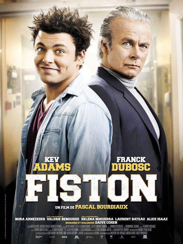 FISTON (BETISIER) avec Kev Adams, Franck Dubosc