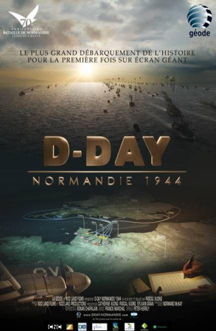 D-Day, Normandie 1944 (BANDE ANNONCE 2013) de Pascal Vuong