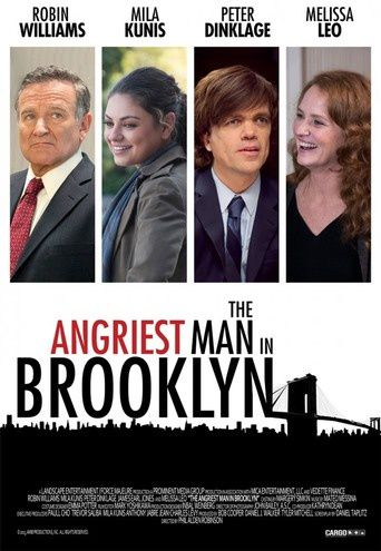 The Angriest Man in Brooklyn (BANDE ANNONCE VO 2013) avec Robin Williams, Mila Kunis, Peter Dinklage