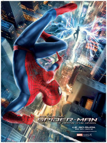 The Amazing Spider-Man : Le destin d'un héros (1 EXTRAIT VF et VOST) 30 04 2014