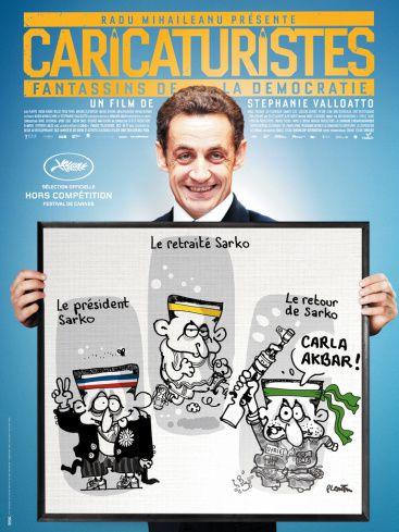 Caricaturistes - Fantassins de la démocratie (BANDE ANNONCE 2014)