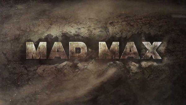 Mad Max (BANDE ANNONCE VF DU JEU VIDEO 2014)