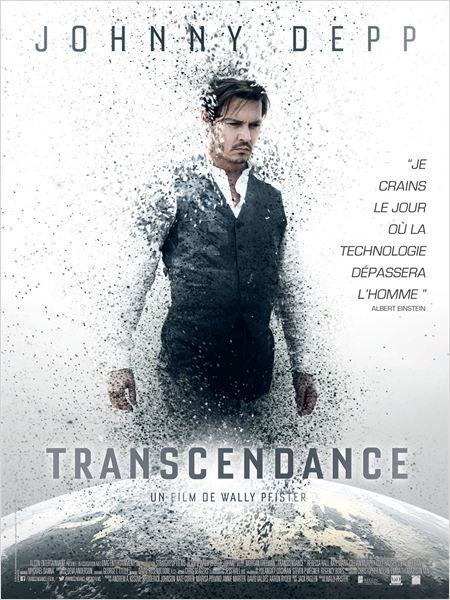 Transcendence (BANDE ANNONCE VF) avec Johnny Depp, Kate Mara, Morgan Freeman