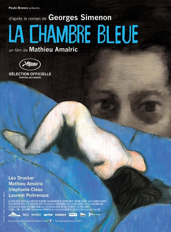 LA CHAMBRE BLEUE [BANDE ANNONCE] Film de Mathieu Amalric - Sélection Officielle Festival de Cannes / Un Certain Regard - 16 05 2014 (The Blue Room)