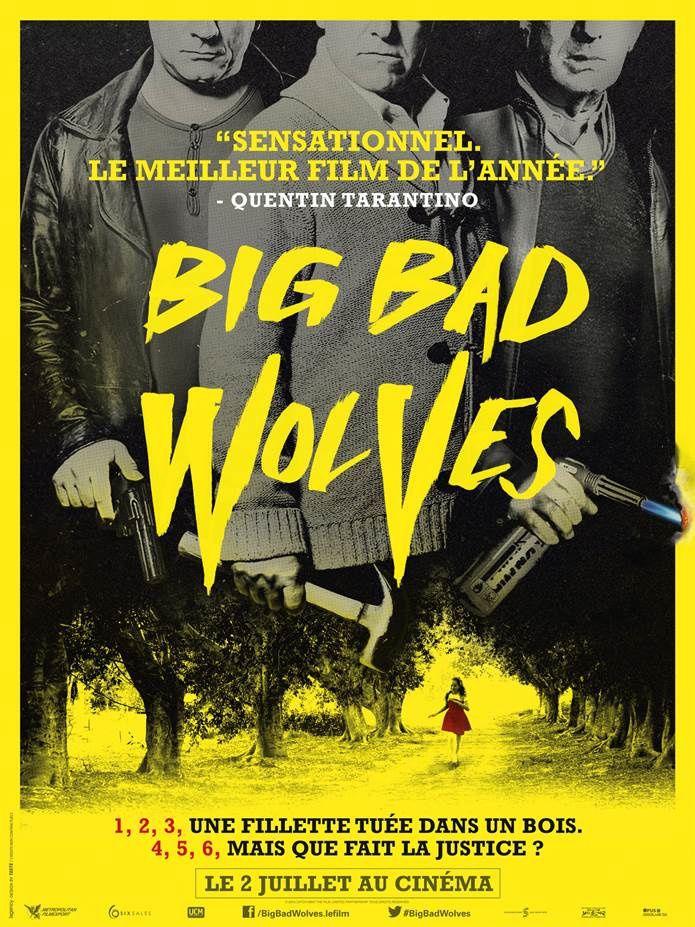Big Bad Wolves (BANDE ANNONCE VF et VOST) avec Lior Ashkenazi, Rotem Keinan, Tzahi Grad