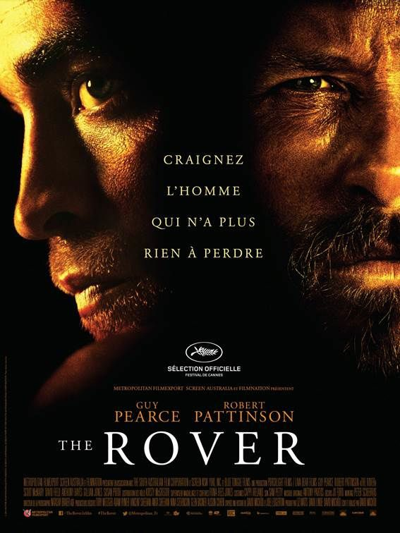 The Rover (2014) (BANDE ANNONCE) avec Guy Pearce, Robert Pattinson, Tawanda Manyimo, Scoot McNairy