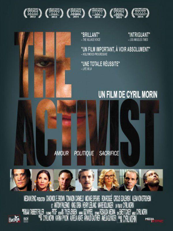 The Activist (BANDE ANNONCE VOST) avec Chadwick Brown, Tonantzin Carmelo, Michael Spears