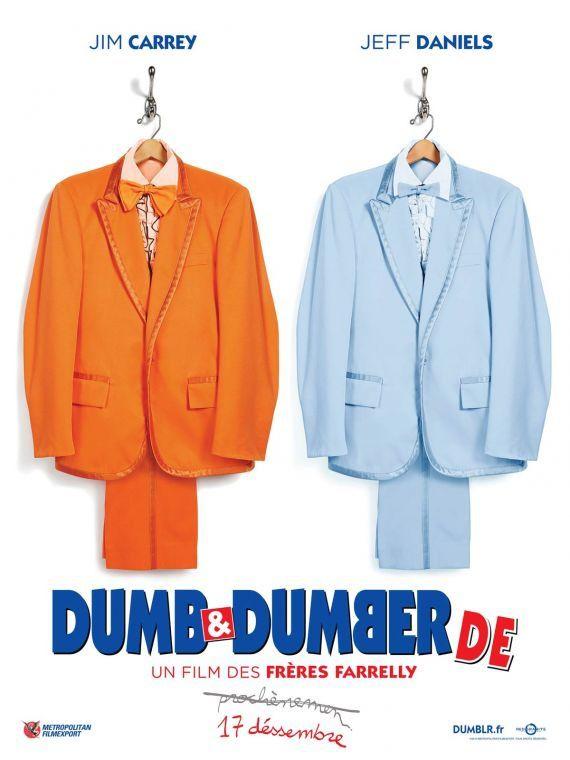 Dumb & Dumber De (BANDE ANNONCE VF et VOST 2014) avec Jim Carrey, Jeff Daniels, Jennifer Lawrence