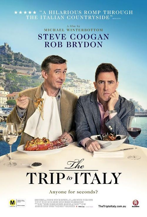 The Trip to Italy (BANDE ANNONCE VO 2014) avec Rob Brydon, Steve Coogan, Rosie Fellner