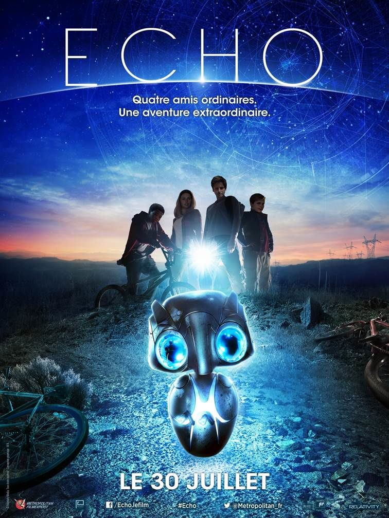ECHO (la bande-annonce VF et VOST) Avec Teo Halm, Brian Bradley, Reese Hartwig