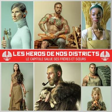 MESSAGE DU CAPITOLE | LES HÉROS DE NOS DISTRICTS