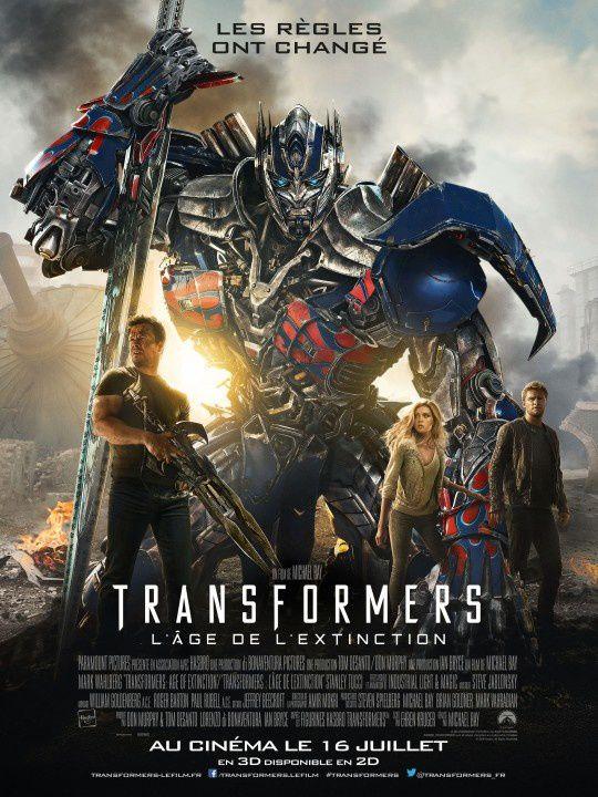 TRANSFORMERS : L'AGE DE L'EXTINCTION - Featurette « Mark Wahlberg est CADE YEAGER » - le 16 juillet 2014 au cinéma
