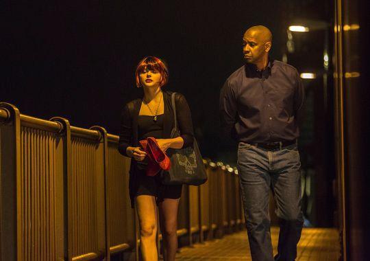 Equalizer (BANDE ANNONCE VF et VOST) avec Denzel Washington, Chloë Grace Moretz, Marton Csokas - 01 10 2014