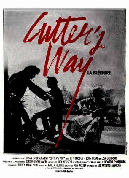 Cutter's way (la blessure) (BANDE ANNONCE + 2 EXTRAITS VOST 1981) avec Jeff Bridges, John Heard