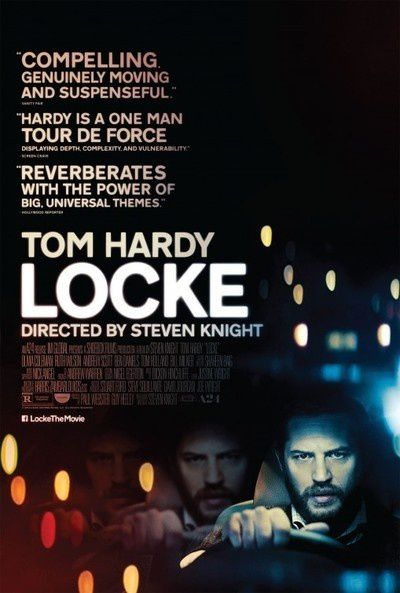 LOCKE (BANDE ANNONCE VOST) avec Tom Hardy, Ruth Wilson, Olivia Colman