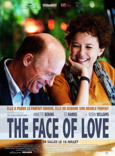 The Face of Love (BANDE ANNONCE VF et VOST) avec Robin Williams, Ed Harris, Annette Bening