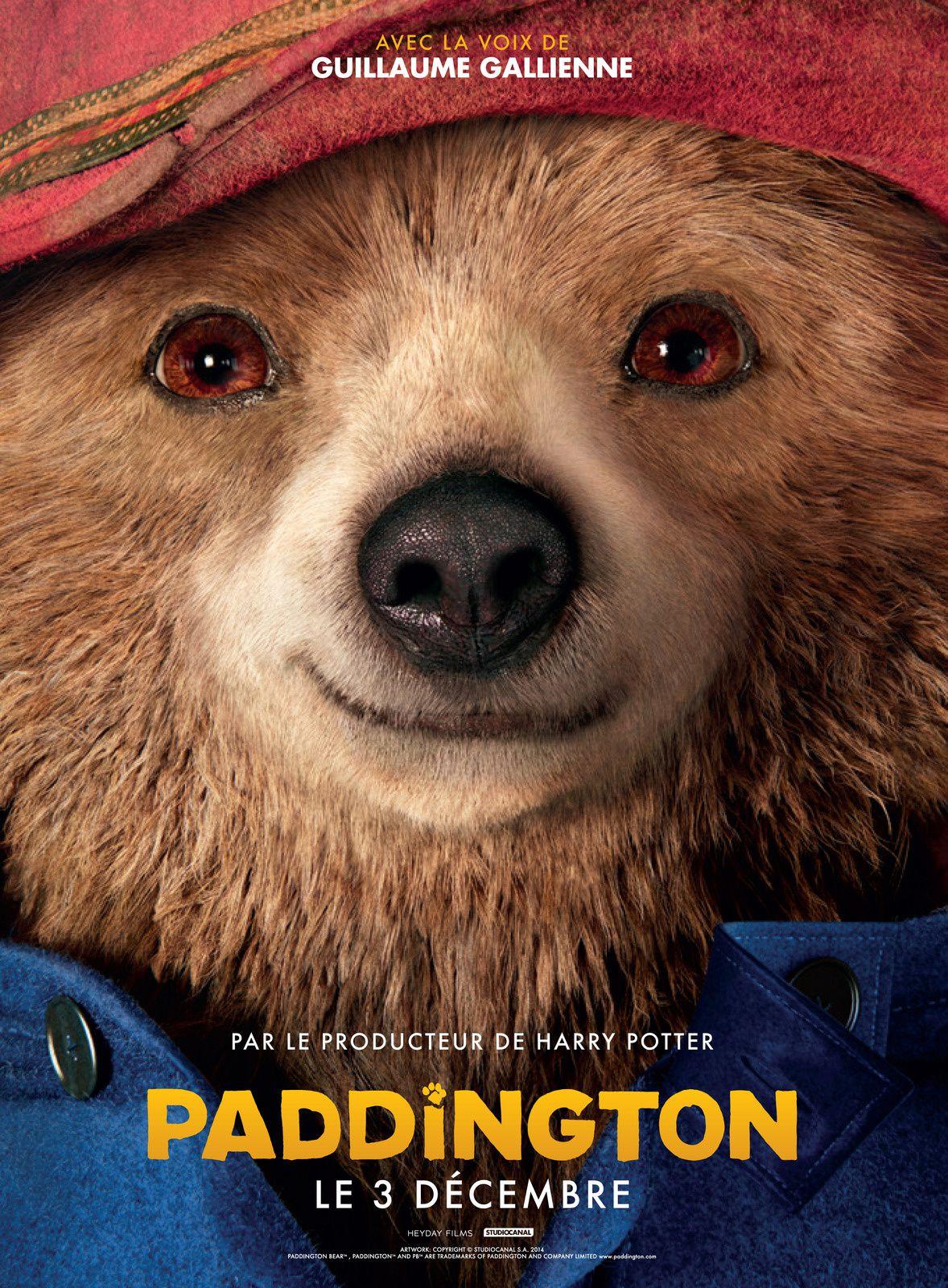 """PADDINGTON, le 3 décembre 2014 au cinéma : Participez à l'opération """"Paddington & Friends"""""""