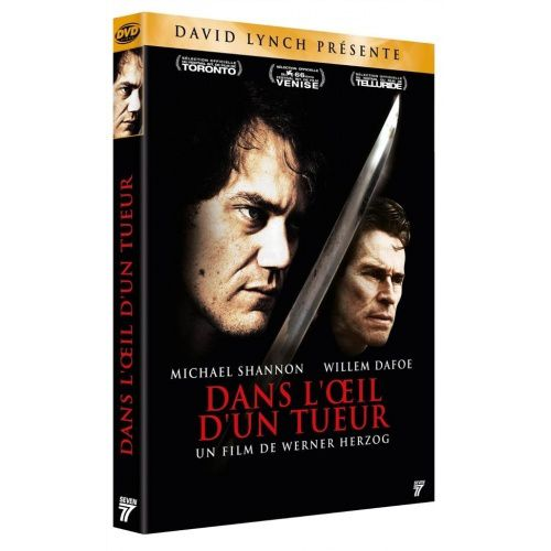 Dans l'oeil d'un tueur (2009) avec Michael Shannon, Willem Dafoe, Chloë Sevigny