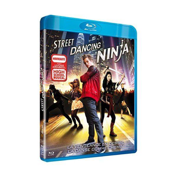 Street Dancing Ninja (BANDE ANNONCE VF 2010) avec Lucas Grabeel, David Hasselhoff