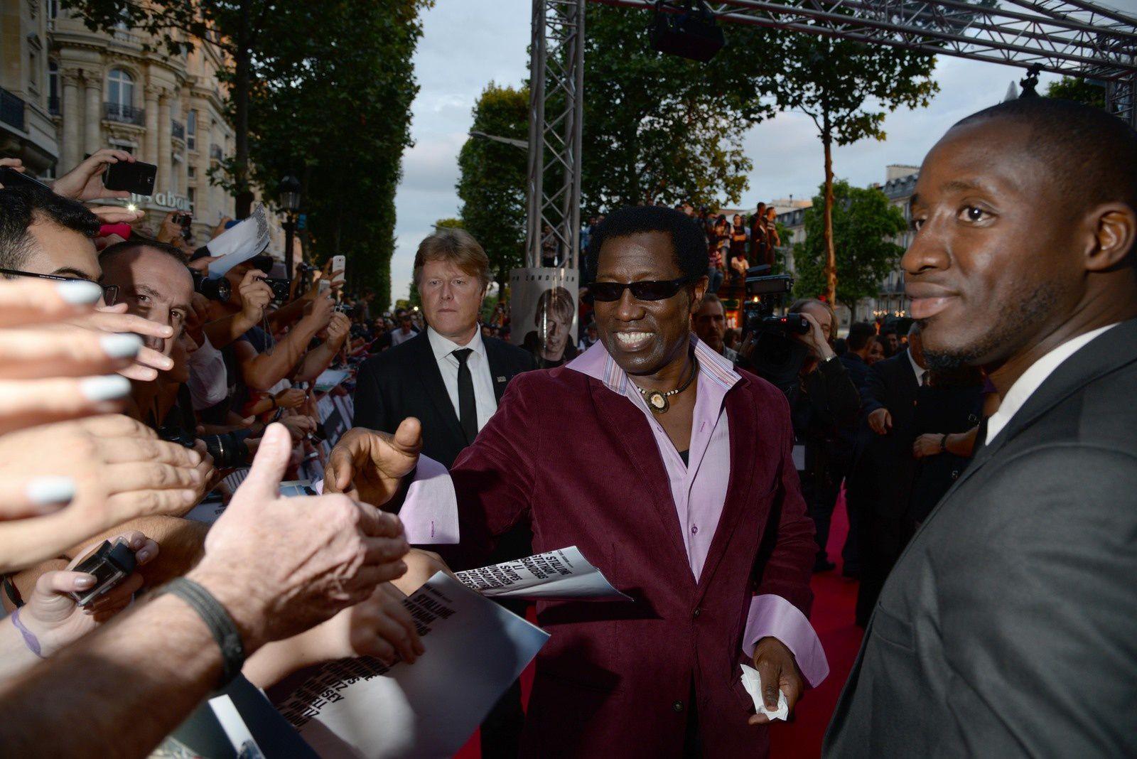 Expendables 3 : Revivez l'avant-première de Paris avec l'équipe du film ! Le 20 août 2014 au cinéma