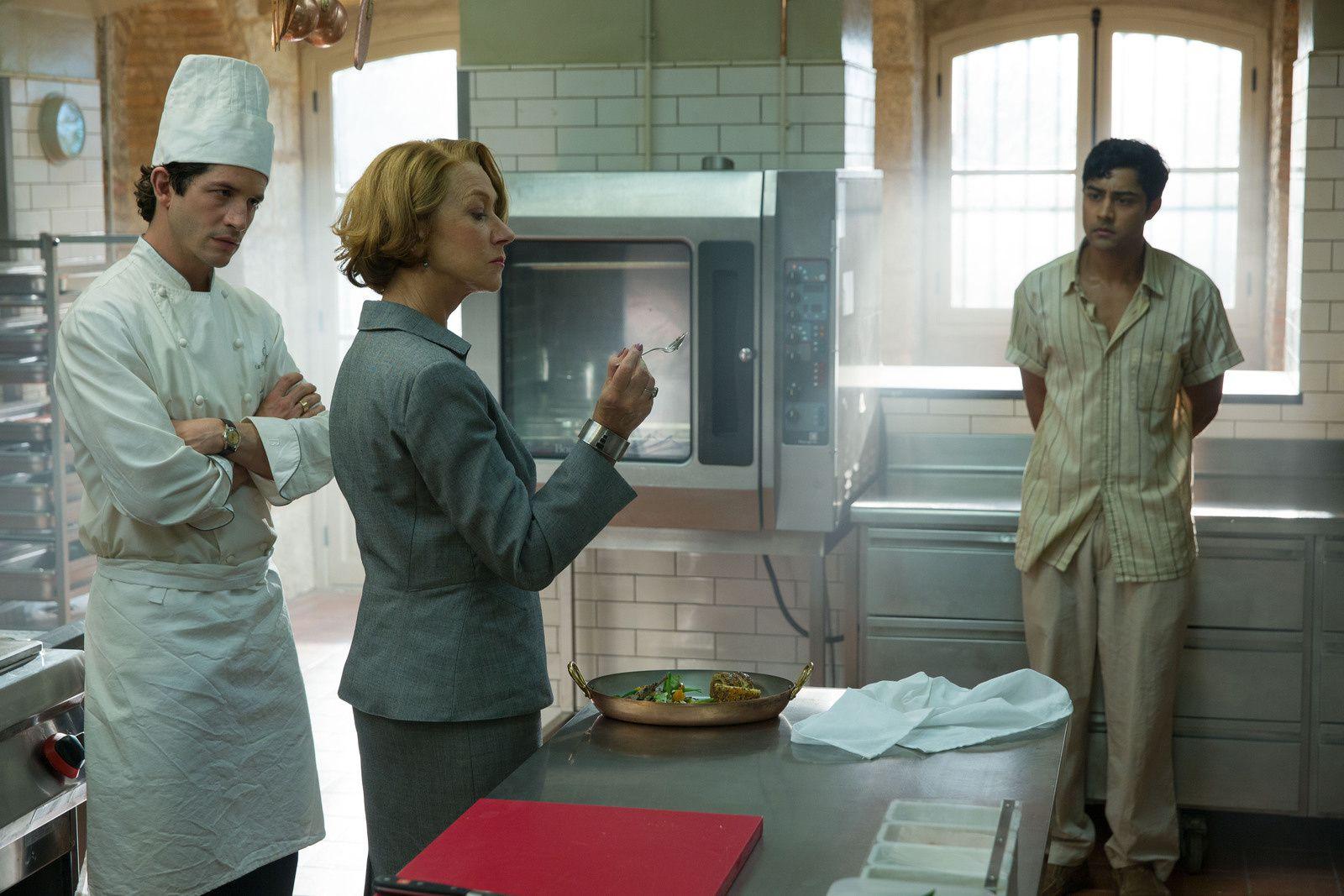 Les Recettes du Bonheur (BANDE ANNONCE VF et VOST) avec Helen Mirren, Charlotte Le Bon - 10 09 2014 (The Hundred-Foot Journey)