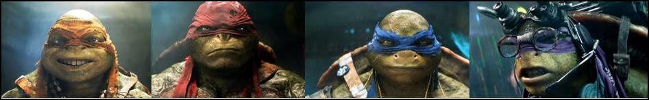 NINJA TURTLES - les 4 tortues démarrent en trombe ! Découvrez la nouvelle bande-annonce du film ! 15 10 2014