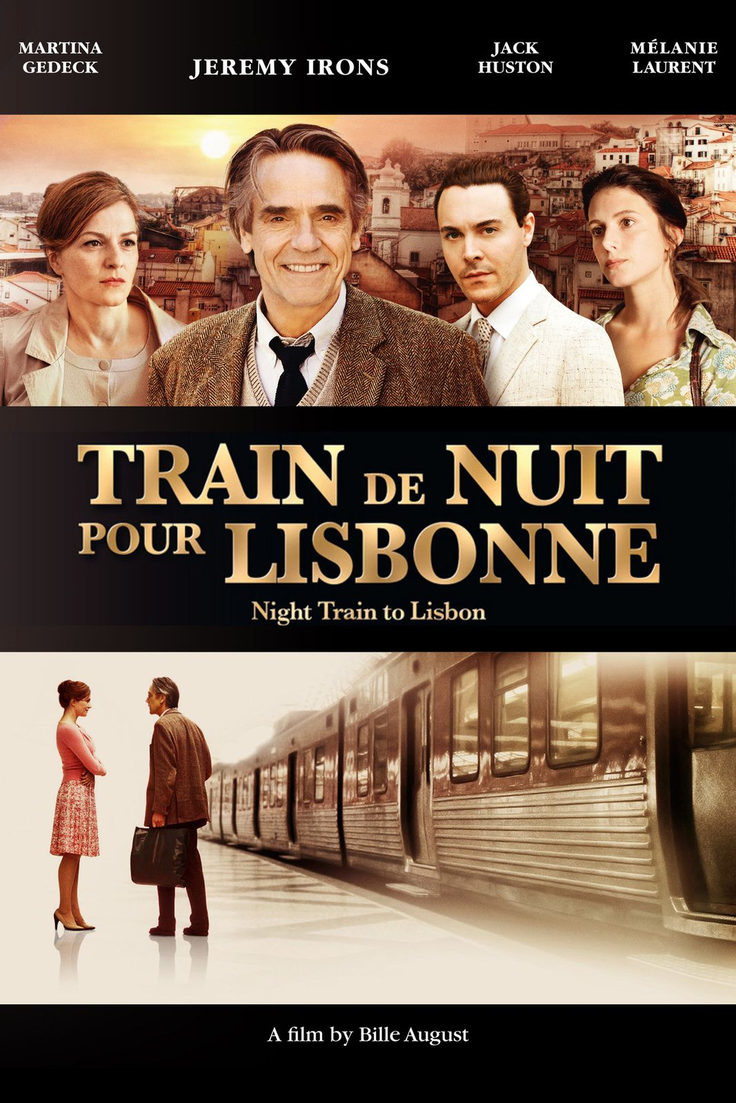 Night Train To Lisbon (BANDE ANNONCE VO 2013) avec Jeremy Irons, Mélanie Laurent