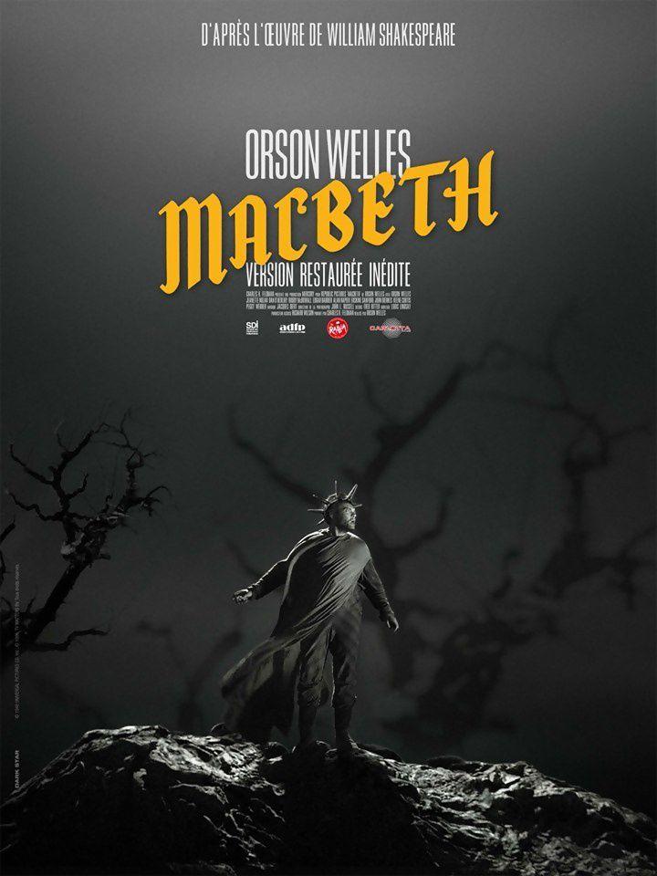 Macbeth d'Orson Welles (1948) (BANDE ANNONCE VOST) avec Orson Welles, Roddy McDowall, Jeanette Nolan