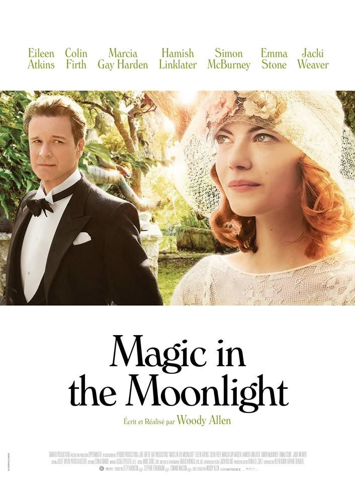 Magic in the Moonlight (BANDE ANNONCE VF et VOST) avec Emma Stone, Colin Firth, Marcia Gay Harden - 22 10 2014
