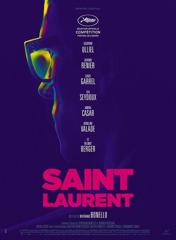 Saint Laurent (4 EXTRAITS) avec Gaspard Ulliel, Jérémie Renier, Léa Seydoux - 24 09 2014