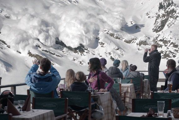 Force Majeure (BANDE ANNONCE VO) de Ruben Östlund - 28 01 2015 (Snow Therapy) (Turist)