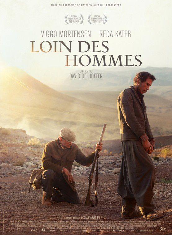 Loin des hommes (BANDE ANNONCE 2014) avec Viggo Mortensen, Reda Kateb
