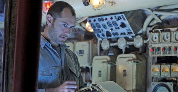 Black Sea (BANDE ANNONCE VO 2014) avec Jude Law, Scoot McNairy, Jodie Whittaker