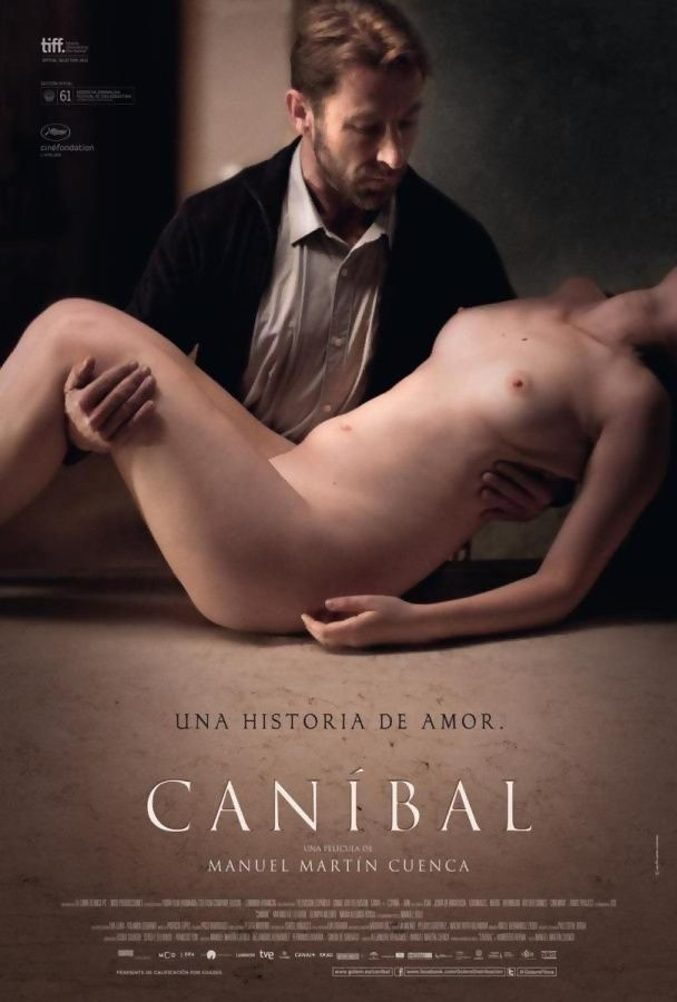 Amours Cannibales (BANDE ANNONCE 2013) de Manuel Martín Cuenca