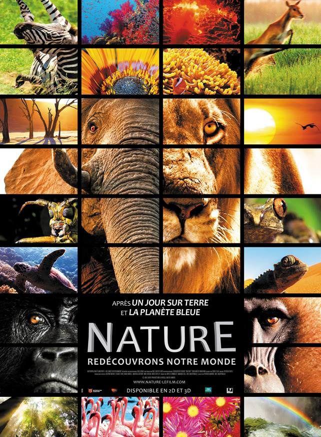 NATURE (BANDE ANNONCE 2014) de Neil Nightingale et Patrick Morris