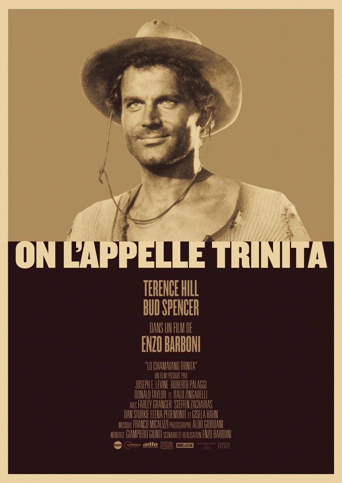 On l'appelle Trinita (1970) avec Terence Hill, Bud Spencer