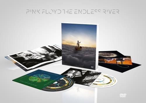 Pink Floyd - The endless river (teaser 2014)