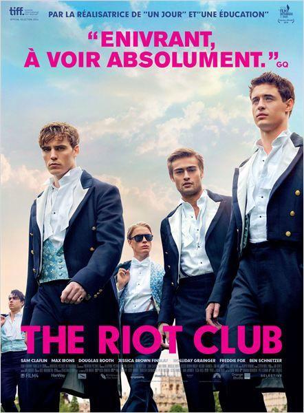 The Riot Club (BANDE ANNONCE VOST 2014) avec Natalie Dormer, Sam Claflin, Douglas Booth